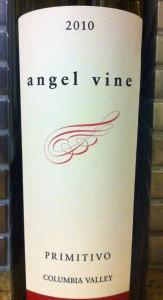 2010 Angel Vine Primotivo