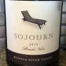 2010 Sojourn Russian River Valley Pinot Noir